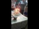 день рождения Самуэля 6 лет.2018 год.