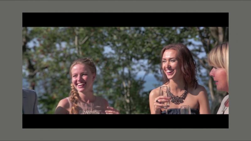 Нежная история любви! Чтобы быть в главной роли – не упустите возможность заказать видеосъемку бракосочетания у Виктoра Cалеева.