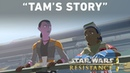 Tam's Story Synara's Score Preview Star Wars Resistance