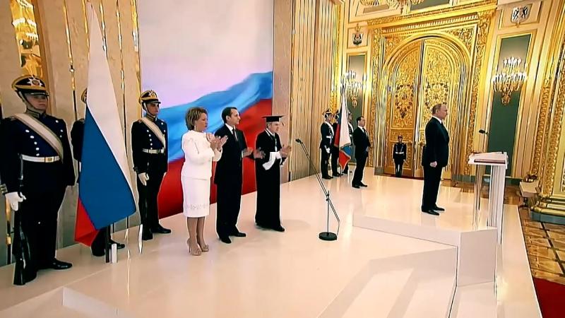 Клятва Путина на воровской сходке