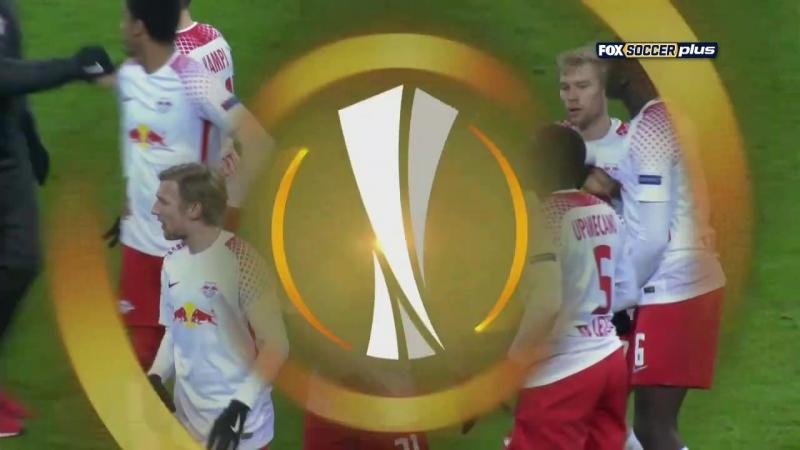 Лига Европы 2017-18   1/16 финала   Ответные матчи   Обзор
