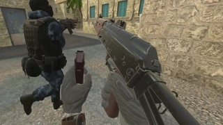 How different Counter Strike VR can be