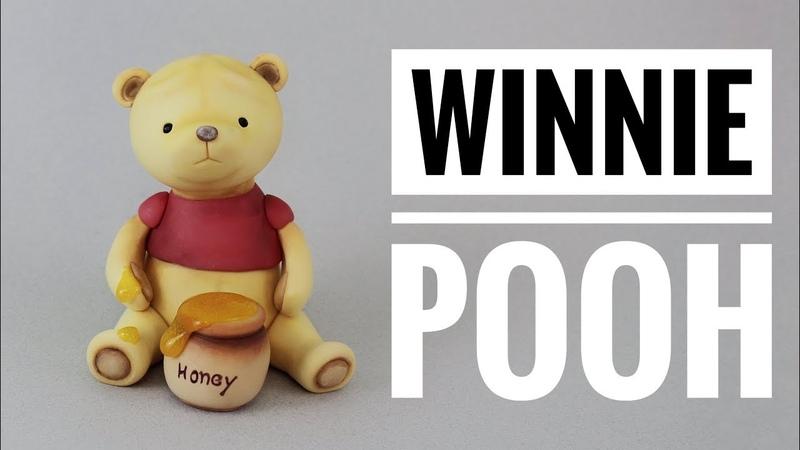 Cómo Hacer a Winnie Pooh | Mis Mejores Ideas | Porcelana Fría