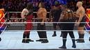 The Monster Kane destroys The giant Monsters - Great Khali, Big Show, Big Daddy V, Mark Henry