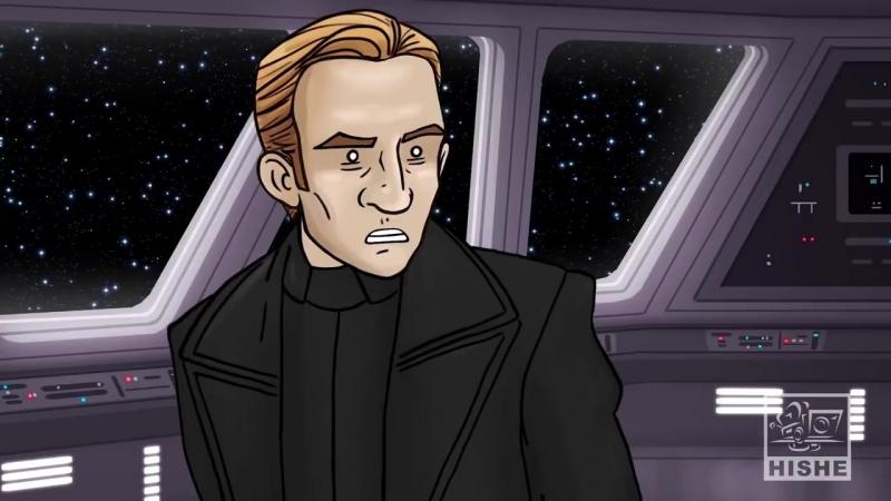 Как Следовало Закончить Фильм Звёздные войны_ Последние джедаи