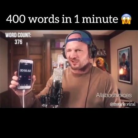 400 СЛОВ ЗА МИНУТУ