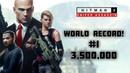HITMAN 2 Sniper Assassin \ WORLD RECORD! 3.5m \ CO-OP