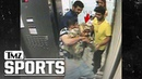 NBA's Tyler Ulis In Crazy 2017 Elevator Beatdown with Devin Booker | TMZ Sports