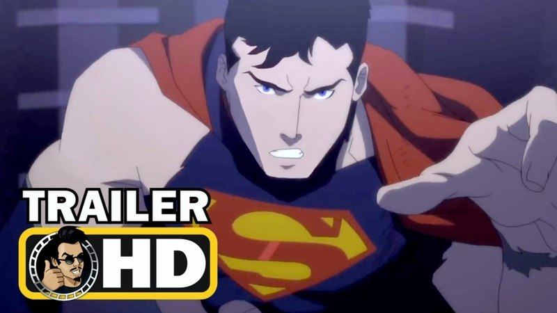 THE DEATH OF SUPERMAN (2018) Movie Trailer | DC Superhero Animated Movie HD