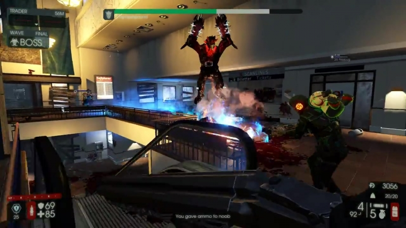 Killing Floor 2: Убиваем босса King Fleshpound (Killing-Floor.ucoz.com)