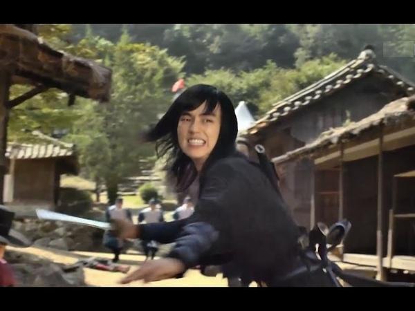 Засада против наследного принца. Групповой бой. Воин Пэк Тон Су.