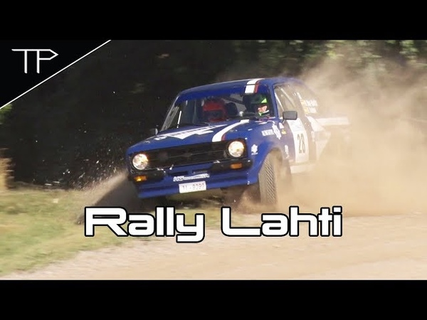 Lahti Historic Rally 2018 - Day 2 Highlights