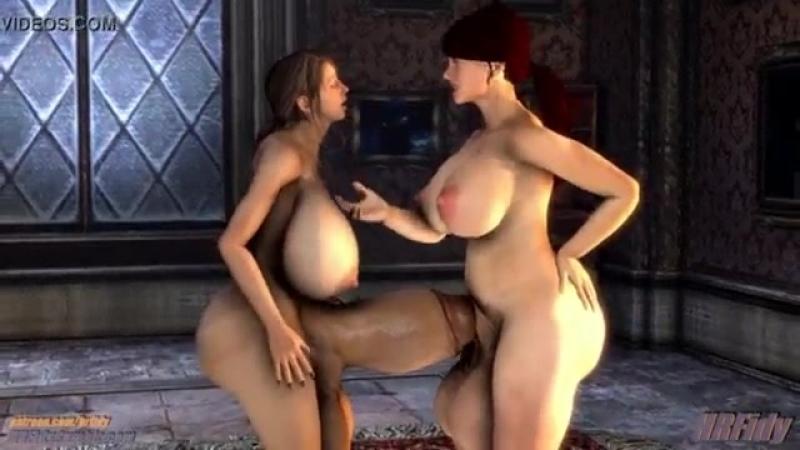 Cartoon shemale - First crazy sex