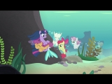 My Little Pony: FiM | Сезон 8, серия 6 — Surf And/Or Turf [HD] [Nblaaa]