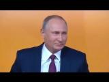 большая пресс-конференция президента России