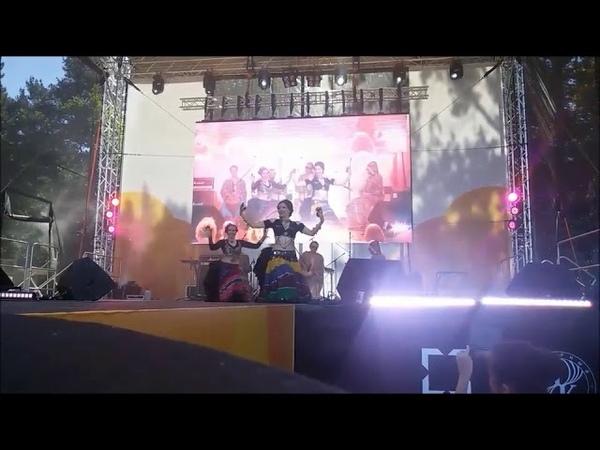 Amber Tribe Магия Ритма - 8 июня 2018 - Янтарный форум 2018 - ATS Improvisation