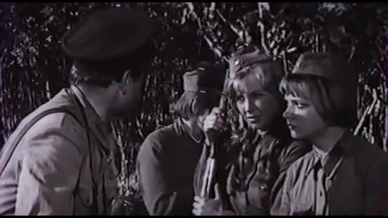 к ф 'А зори здесь тихие' 2 серии 1972
