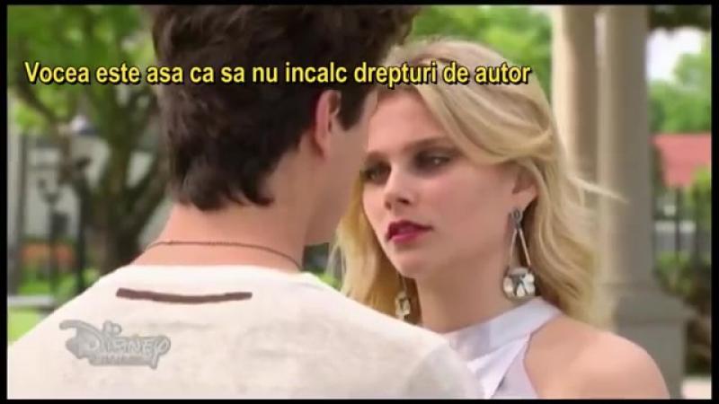 Soy Luna 2 - SIMON SI AMBAR SE SARUTA MOMENT SIMBAR (episodul 70).mp4
