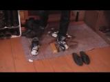 Как и чем снимать грязную обувь