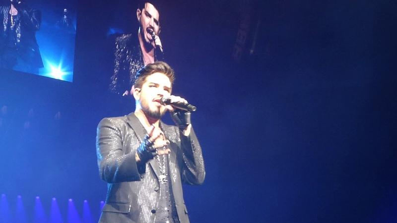 Queen Adam Lambert - Show Must Go On 17.06.2018 Telenor Arena, Oslo, Norway