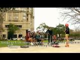 Soy Luna 3/13 - Ребята тренируются в парке.