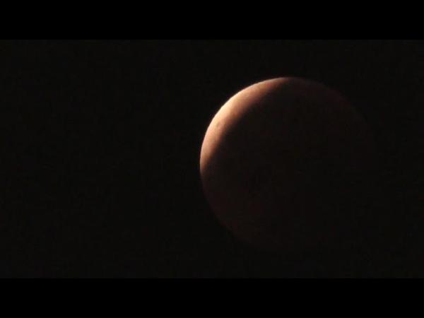 Лунное затмение 28.07.2018 [Новосибирск ] S2920009