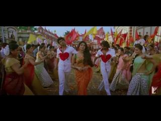 Индийский танец priyanka chopra & ranveer singh & arjun kapoor / gunday (2014) / tune maari entriyaan
