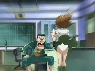 Green Green TV (Жаркое лето - 2003) - 10 [RUS озвучка] (юмор, аниме эротика, этти, ecchi, hentai, хентай)