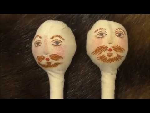 ( 3 ) Дополнение к ручкам и сапожку гармошкой...