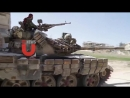 Боестолкновения между Сирийской армией и вооруженными группировками в Восточной аль Гуте