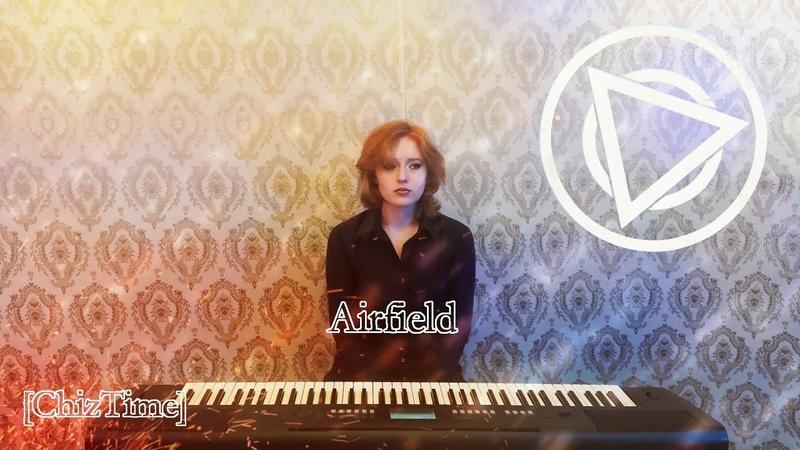 Enter Shikari - Airfield (piano cover) [ChizTime]