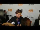 Everyones favourite vampire Robert Pattinson has arrived in Toronto TIFF TIFF18
