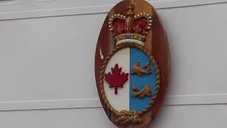 Знакомство с судном Береговой Охраны Канады CCGS CAPE ROGER