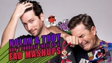 Nolan North &amp Troy Baker Don't Endorse These 90's Fad Mashups