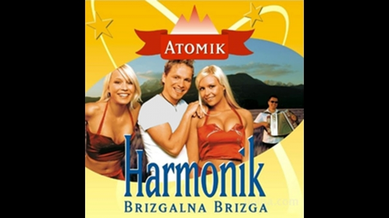 Atomik Harmonik - Brizgalna Brizga (live.2004)