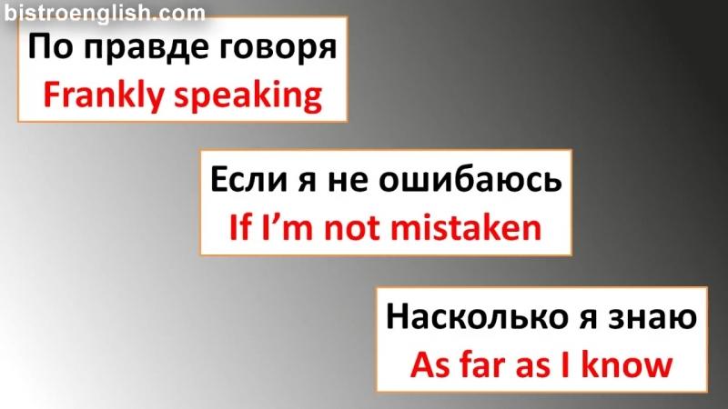 Разговорный Английский Язык На Каждый День. Английский Для Начинающих