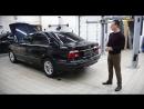 Как выбрать автомобиль с пробегом BMW 5 e39