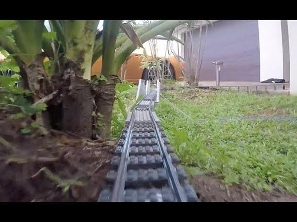 OneWay around the 2018 Lego Train Set (Anticlockwise)