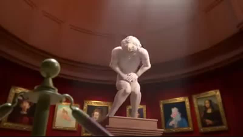 Make it all Art quotThe D in Davidquot short animation Made