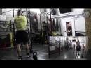 Упражнения с гирей от Бородача Тренировка на все группы мышц mp4