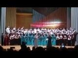 Сводный хор - П. Чесноков