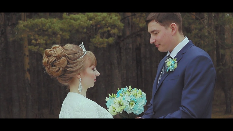 Wedding day of Dmitry and Nastya