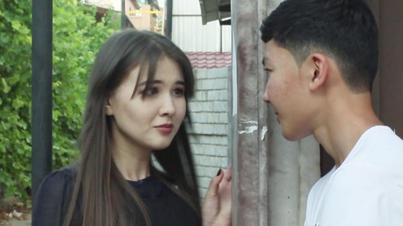 Да, это мой история ( рол: Сырым Алтай Сабина Шамшиева )