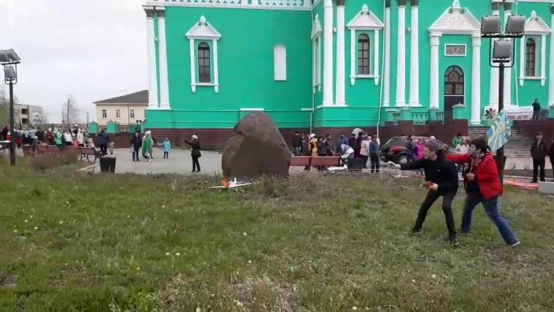 Показательные выступления в Краснотурьинске
