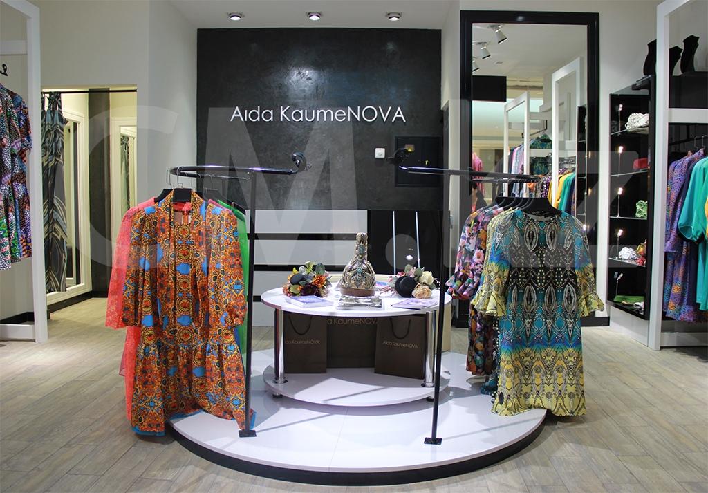 Строительство модного бутика под ключ Алматы