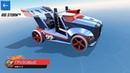 Мультфильм 2018 про машинки Крутые прыжки машины и гонки Мультики для мальчиков Песенки для детей