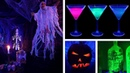 DIY HALLOWEEN DECOR 6 Easy Crafts Ideas at Home for Halloween Don't watch if you are scared