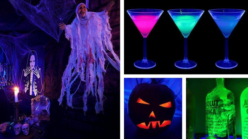 DIY HALLOWEEN DECOR! 6 Easy Crafts Ideas at Home for Halloween ( Dont watch if you are scared)