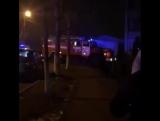 Кто знает, что за пожар?4 экипажа пожарной службы подоспели на улицу Марцинкевича в г.Кисловодске#go26#go26мобильныйрепортаж