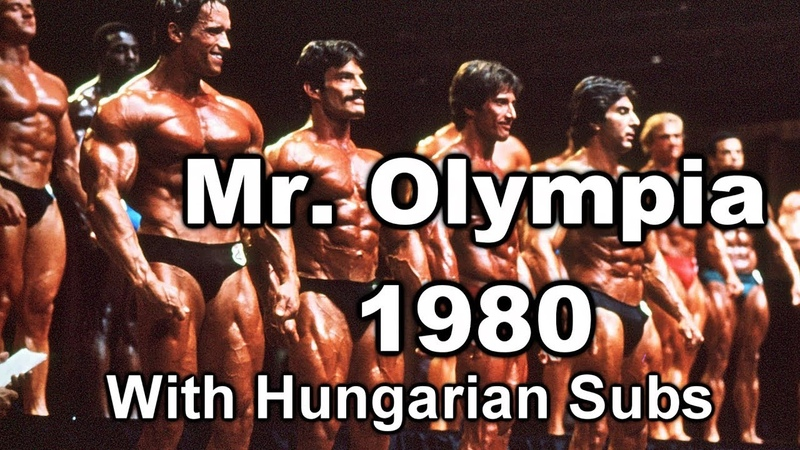 Mr. Olympia 1980 - Magyar felirattal (With Hungarian Subtitles)